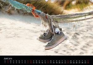 Amrum, Perle der Nordsee (Wandkalender 2019 DIN A2 quer)