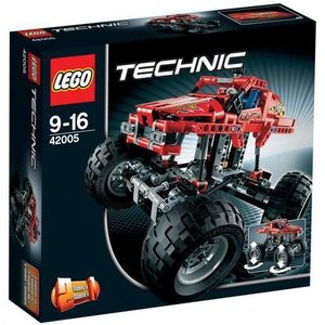 LEGO® Technic 42005 - Monster-Truck