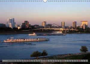 Düsseldorf - Architektur (Wandkalender 2019 DIN A3 quer)