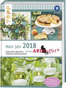 Mein Jahr 2018 mit dem ARD-Buffet