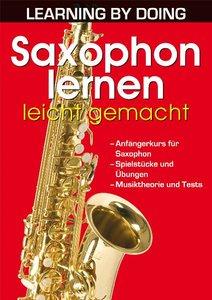 Saxophon lernen leicht gemacht