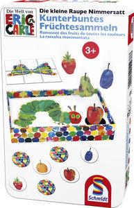 Die kleine Raupe Nimmersatt - Kunterbuntes Früchtesammeln