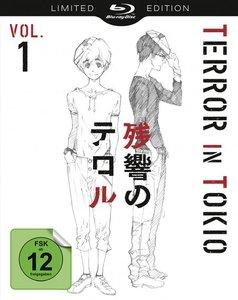 Terror in Tokio Vol. 1 BD (Limited Special Edition)