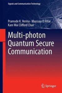 Multi-photon Quantum Secure Communication
