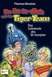 Ein Fall für dich und das Tiger-Team. Das Geheimnis des Sir Scor