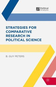 Strategies for Comparative Research in Political Science