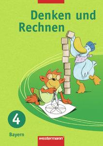 Denken und Rechnen 4. Schülerband. Grundschule. Bayern