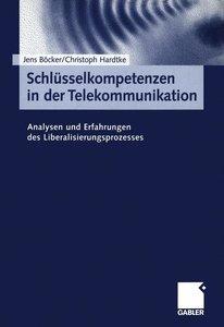 Schlüsselkompetenzen in der Telekommunikation