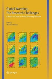 Global Warming - The Research Challenges