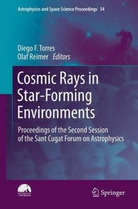 Cosmic Rays in Star-Forming Environments