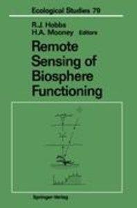 Remote Sensing of Biosphere Functioning