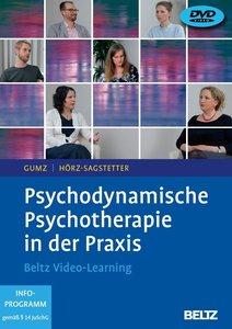 Psychodynamische Psychotherapie in der Praxis, 1 DVD-ROM