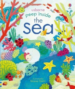 Peep Inside: The Sea