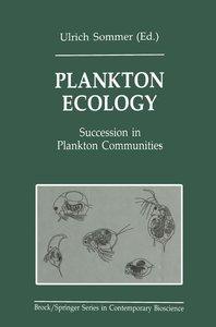 Plankton Ecology