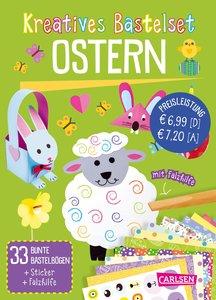 Kreatives Bastelset: Ostern