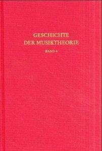 Geschichte der Musiktheorie / Die Lehre vom einstimmigen liturgi