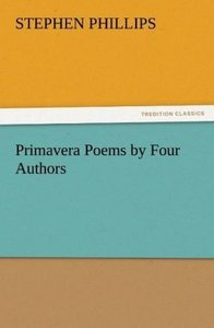 Primavera Poems by Four Authors