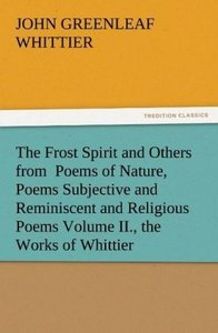 The Frost Spirit and Others from Poems of Nature, Poems Subject