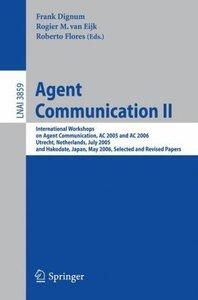Agent Communication II