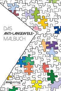 Das Anti-Langeweile-Malbuch
