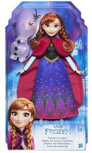 Hasbro B9200ES0 Die Eiskönigin Zauber der Polarlichter Anna & Ol