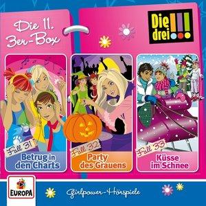 Die drei !!! 3er Box - Folgen 31-33 (3 Audio-CDs)