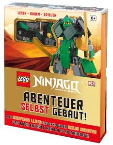 LEGO® NINJAGO(TM) Abenteuer selbst gebaut!