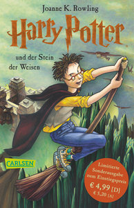 Harry Potter, Band 1: Harry Potter und der Stein der Weisen
