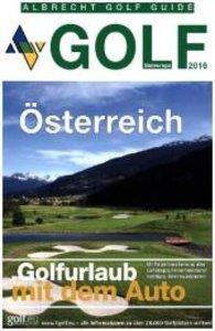 Golfurlaub mit dem Auto - Österreich 2016