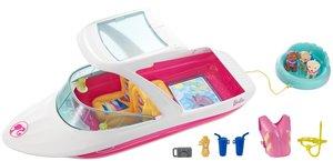 Mattel Barbie Magie der Delfine - Abenteuerboot