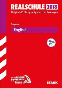 Abschlussprüfung Realschule Bayern - Englisch mit MP3-CD