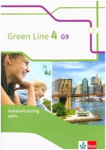 Green Line 4 G9. Vokabeltraining aktiv Arbeitsheft 8. Klasse. Au