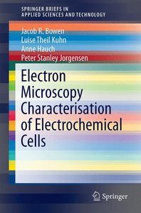 Electron Microscopy Characterisation of Electrochemical Cells