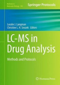 LC-MS in Drug Analysis