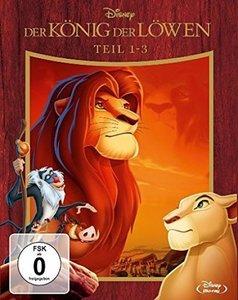 Der König der Löwen (2016) - BD Trilogie Pack, Blu-ray