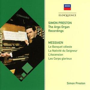 Preston: Die Argo Aufnahmen-Messiaen