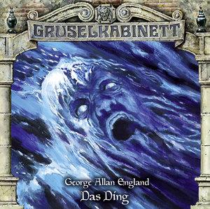 Gruselkabinett - Folge 152, 1 Audio-CD