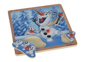 Frozen Steckpuzzle, Olaf