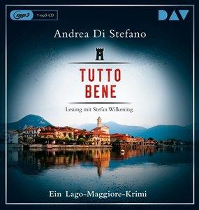 Tutto Bene. Ein Lago-Maggiore-Krimi, 1 Audio-CD, MP3