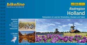 Bikeline Radtourenbuch Holland Radatlas