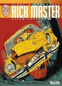 Rick Master Gesamtausgabe. Band 6