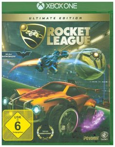 Rocket League, 1 Xbox One-Blu-ray Disc (Ultimate Edition)