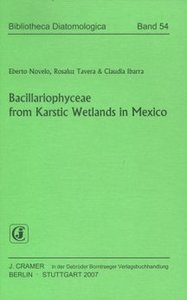 Bacillariophyceae from Karstic Wetlands in Mexico