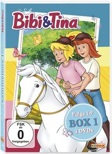 Bibi & Tina - Sammelbox 1