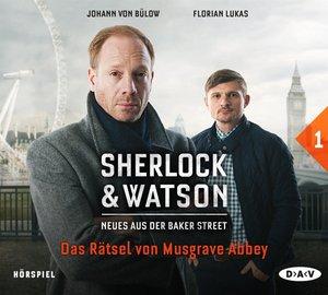 Sherlock & Watson - Neues aus der Baker Street: Das Rätsel von M