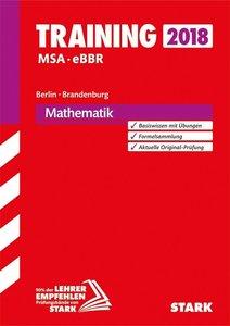 Training Mittlerer Schulabschluss Berlin/Brandenburg 2018 - Math