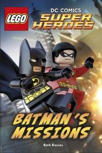 LEGO DC Comics Super Heroes: Batman\'s Missions