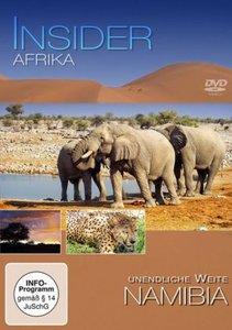 Namibia, 1 DVD