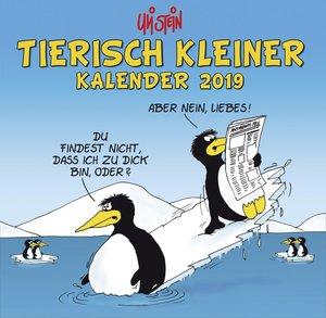 Uli Stein Tierisch Kleiner Kalender 2019