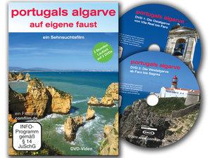 Portugals Algarve auf eigene Faust: ein Sehnsuchtsfilm auf 2 DVD